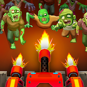 Zombie Defense : Idle Game