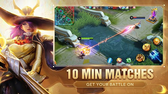 Mobile Legends: Bang Bang 1.5.46.5971 (MOD, Map) 3
