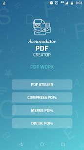 Accumulator PDF creator 3