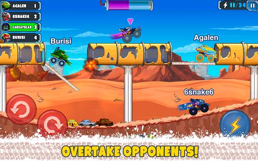 Car Eats Car Multiplayer Racing 1.0.6 screenshots 1