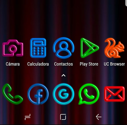 Download APK: Neo – Icon Pack v2.2 [Patched]