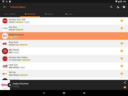 Radyo Kulesi - Turkish Radios 2.3.0 Screenshots 10