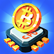 The Crypto Merge - bitcoin mining simulator - Androidアプリ