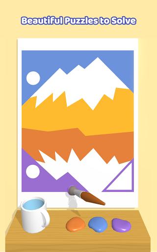 Paint Puzzle screenshots 14