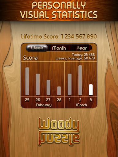 Woody Block Puzzle u00ae  screenshots 13