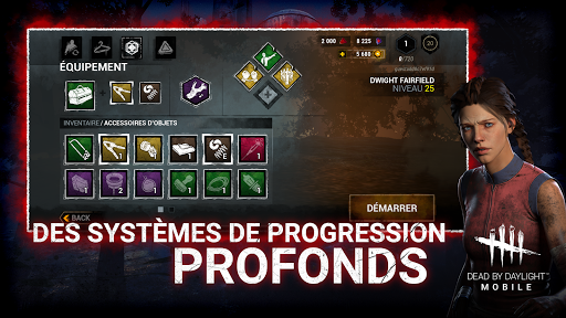 Code Triche DEAD BY DAYLIGHT MOBILE - Multiplayer Horror Game (Astuce) APK MOD screenshots 6