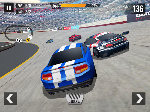 REAL Fast Car Racing: Race Cars in Street Traffic 1.2 screenshots 9