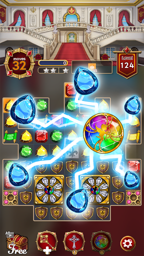 Grand Jewel Castle: Graceful Match 3 Puzzle 1.2.5 screenshots 5