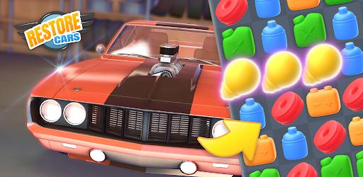 Car Restore - Car Mechanic  screenshots 8