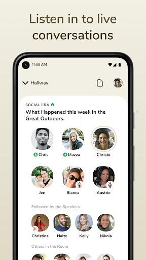 Clubhouse: The Social Audio App apkdebit screenshots 5