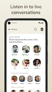 Clubhouse Drop-in Audio Chat Apk Download , Clubhouse: Drop-in Audio Chat Apk Free , New 2021 5