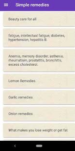 Medicinal plants: natural remedy