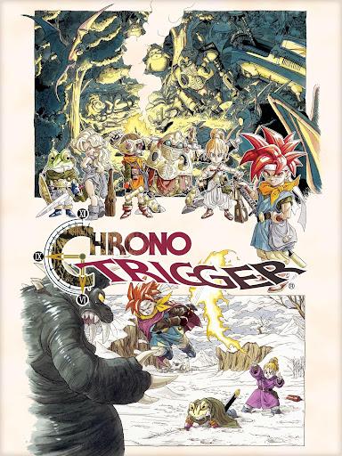 CHRONO TRIGGER (Upgrade Ver.)  screenshots 9