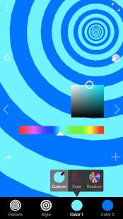 Infinite Zoom Patterns Live Wallpaper