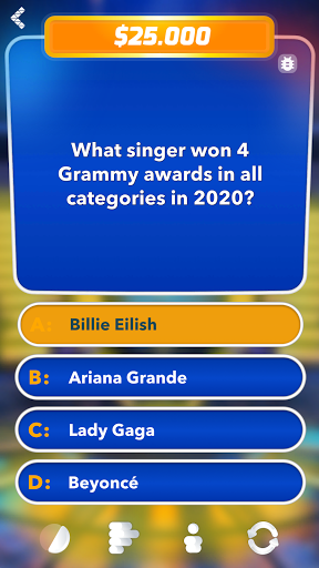 Millionaire 2021 - Trivia & Quiz 1.4 screenshots 23