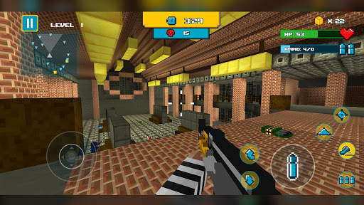 Cops Vs Robbers: Jailbreak 1.99 screenshots 3