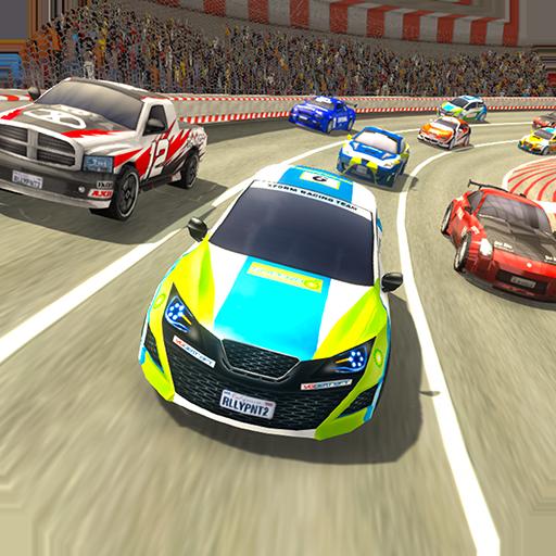 Baixar Daytona Race Speed Car Beach Rush Drive para Android
