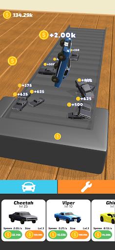 Idle Treadmill 3D apkdebit screenshots 5