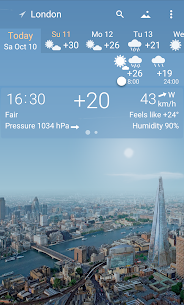 YoWindow Weather – Unlimited MOD (Paid) 1