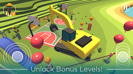 Dig In: An Excavator Game 1.6 screenshots 3