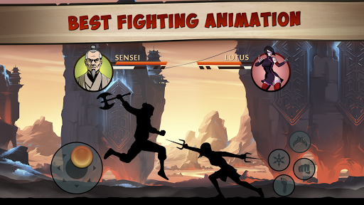 Shadow Fight 2 Special Edition apktram screenshots 9