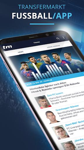 Transfermarkt: Fuu00dfballnews, Bundesliga, Liveticker 2.4.2 Screenshots 1