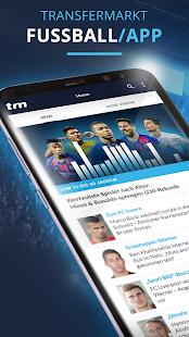Transfermarkt: Fuu00dfballnews, Bundesliga, Liveticker 2.4.4 Screenshots 1