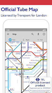 Tube Map – TfL London Underground route planner 5.9.5 Mod APK Updated Android 1