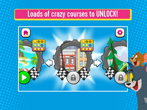 Boomerang Make and Race 2 - Cartoon Racing Game  screenshots 14