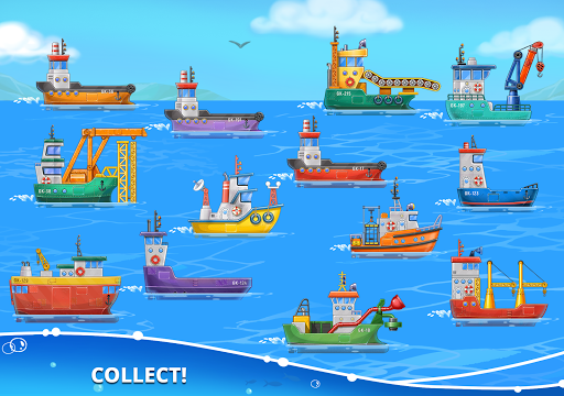 Game Island. Kids Games for Boys. Build House 2.3.1 screenshots 13
