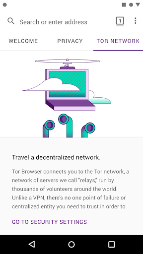 Tor Browser: Official, Private, & Secure 10.0.7 (84.1.0-Release) Screenshots 3