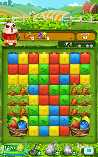 Fruit Funny Blocks apkslow screenshots 24