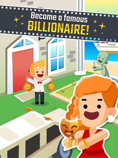 Hollywood Billionaire - Rich Movie Star Clicker 1.0.40 screenshots 12
