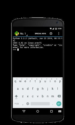 QPython 3L - Python for Android 3.0.0 Screenshots 3