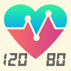 Blood Pressure Tracker Checker Cardio journal 3.2.3 (Premium) by mEL Studio logo