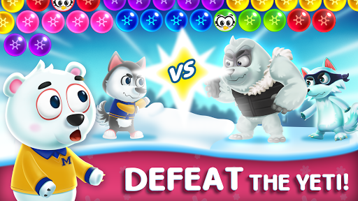 Frozen Pop Bubble Shooter Games - Ball Shooter  screenshots 6