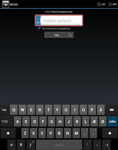 Bil Info nummerplade 0814273 screenshots 8
