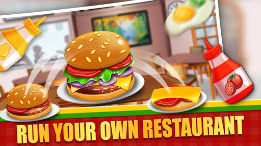 Fast Food  Cooking and Restaurant Game android2mod screenshots 7