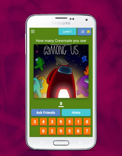 Quiz Among Us 8.8.3z screenshots 5