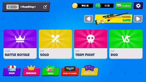 Sniper.io apklade screenshots 1