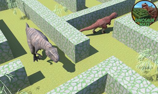 Real Dinosaur Maze Runner Simulator 2021 6.6 screenshots 3