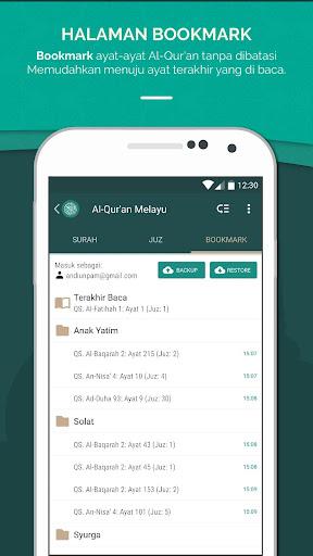 Al Quran Melayu 2.6.85 Screenshots 6