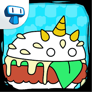 Food Evolution Merge Create Delicious Treats 1.0.5 by Tapps Games logo