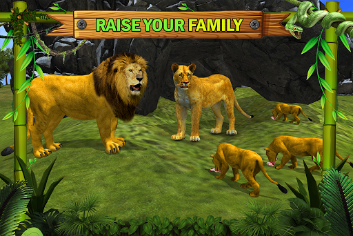 Jungle Kings Kingdom Lion Family screenshots 12