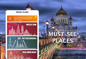 screenshot of ✈ Russia Travel Guide Offline