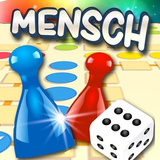 Mensch, Brettspiele mit Spaß - Ludo Würfel App