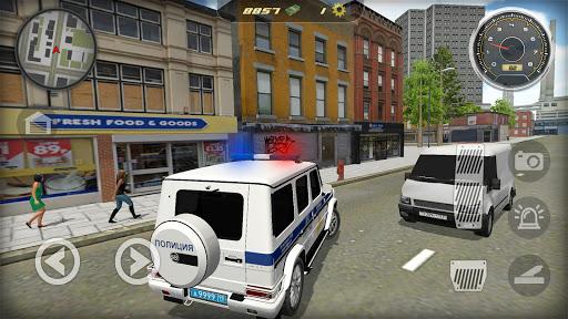 Police Car G: Crime Simulator Latest screenshots 1