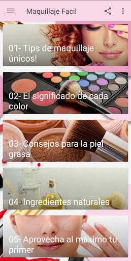 Maquillaje Fu00e1cil  Screenshots 8