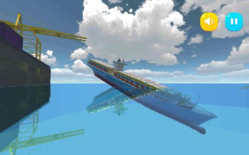 Atlantic Virtual Line Ships Sim 5.0.3 screenshots 10