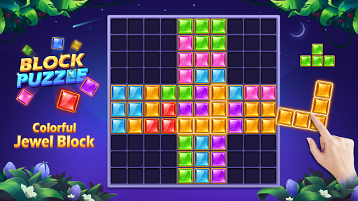 BlockPuz Jewel-Free Classic Block Puzzle Game 1.2.2 screenshots 7